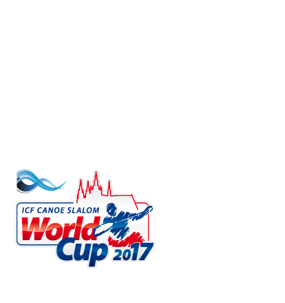 2017 ICF Canoe Slalom World Cup Prague - logo